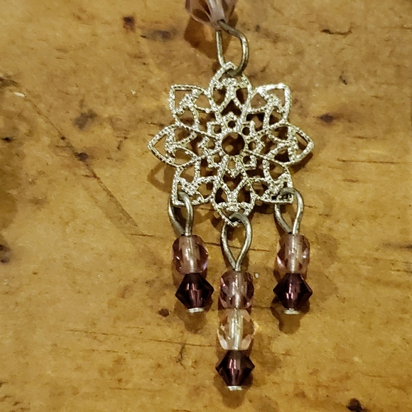 Jewelry - Snowflake Earrings